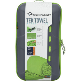 Sea to Summit Tek Handtuch XL lime